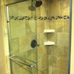 a new shower!