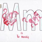 M_is_for_monkey_madilyn