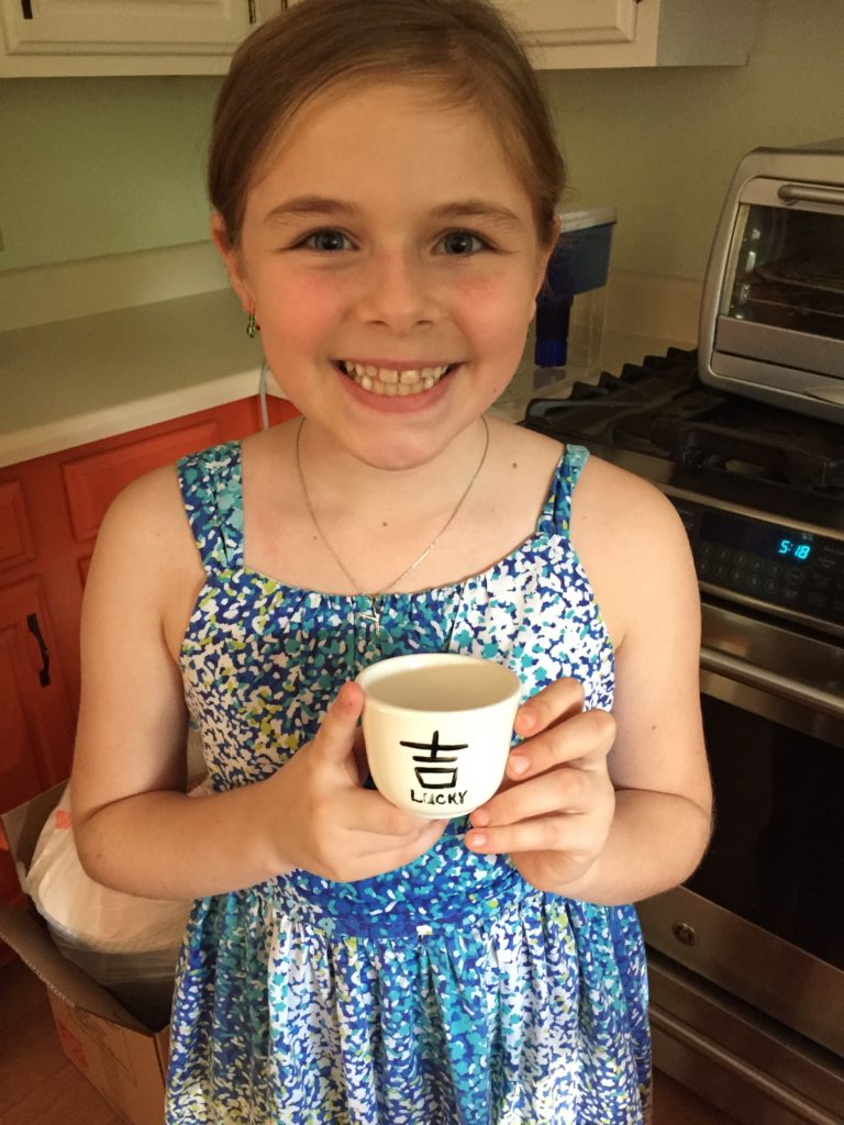 madilyn lucky cup